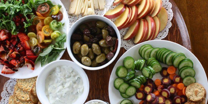 o que é alimentação saudável